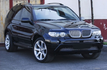 Сброс сервисного интервала для BMW X3