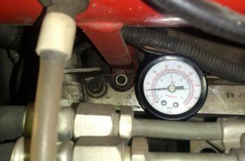 Методика проверки контура низкого давления