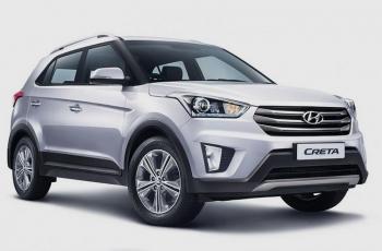 Известна стоимость бюджетного кроссовера Hyundai Creta: от 12 630$