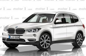 Следующий BMW X3 покажут 26 июня