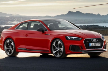 Стартовали продажи нового купе Audi RS5: от 80 900 евро