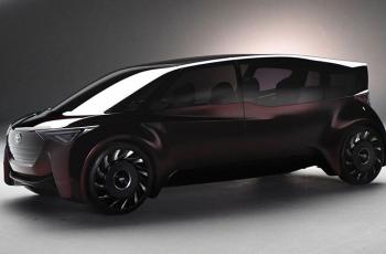 Toyota  сделала водородный минивэн с 1000-километровым запасом хода