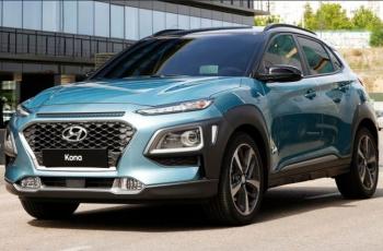 Hyundai приступил к испытаниям своего элетрического кроссовера