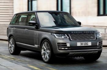 Land Rover вывел на тесты внедорожное купе на базе Range Rover