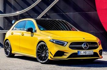 Новый «заряженный» Mercedes A-Class станет самым доступным из линейки AMG