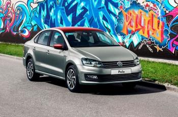 VW везет в Беларусь Polo в специальной версии Joy: от 13 120 $