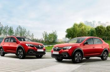 Renault начал продажи вседорожных Logan и Sandero: от 10 000 $