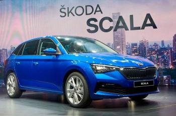 Skoda представила соперника VW Golf