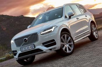 Автомобили Volvo смогут определять нетрезвых водителей
