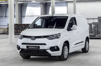 У фургонов Citroen и Peugeot появился «близнец» от Toyota
