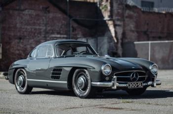 За 63-летний Mercedes просят 1 млн. долларов