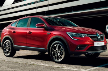 Renault назвал цену на кросс-купе Arkana