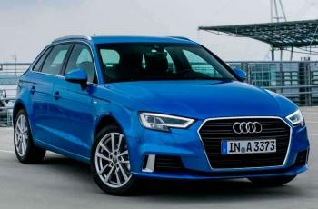 Более 1,3 тысячи Audi A3 попало под отзыв