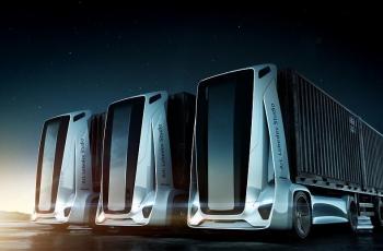 Россияне создали «невероятно красивый» грузовик