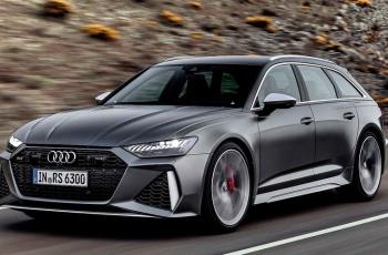 Audi представила 600-сильный универсал RS6 нового поколения