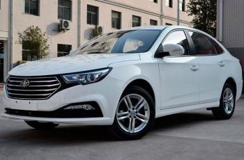 Китайский седан на базе VW Jetta будут продавать дешевле Lada Vesta