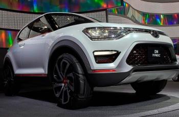 Toyota готовит недорогой кросс для конкуренции с Hyundai Creta