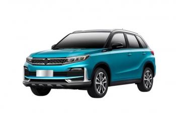 Changan переделает Suzuki Vitara под свой стиль