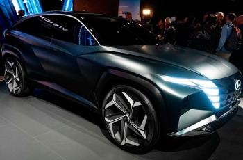 Hyundai продемонстрировал предвестника следующего Tucson