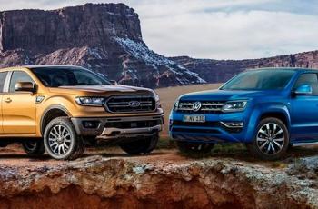 СМИ: VW и Ford могут выпустить новые совместные внедорожники