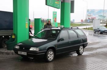 Очередная копейка. В Беларуси с 23 февраля дорожает топливо
