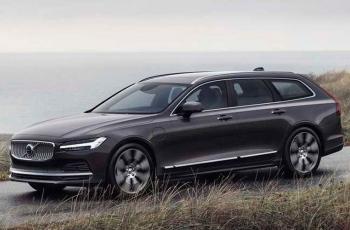 Обновленные Volvo S90 и V90 стали экономичнее