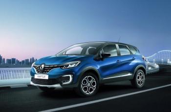 Обновленный Renault Kaptur позаимствует платформу и мотор у Arkana